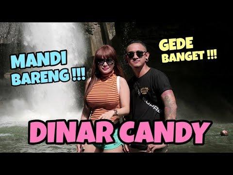 MANDI BARENG DINAR CANDY... TUMPAH!!!