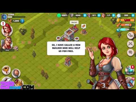Lords & Knights - Medieval Strategy MMO - XYRALITY GmbH Level 1-2