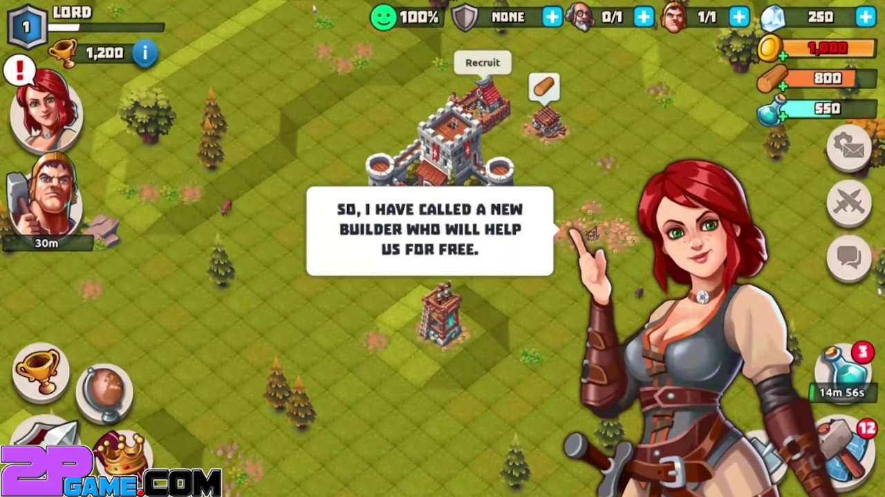 Lords & Knights - Medieval Strategy MMO - XYRALITY GmbH ...  Lords & Knights...