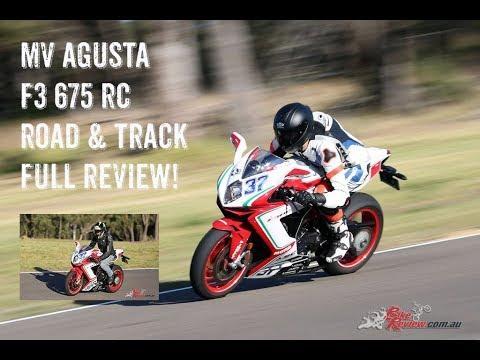 2018 MV Agusta F3 675 RC Edition Review