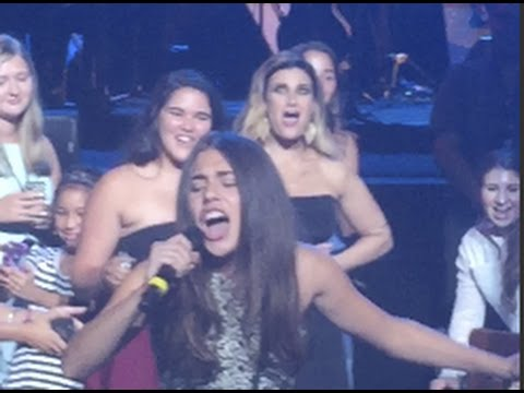 Take Me or Leave Me - RENT with Idina Menzel and Victoria Vastis @ Sony Center Toronto 2015