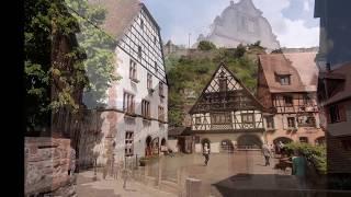 Des Beaux Villages de France  / Kaysersberg (Haut-Rhin)