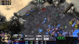[HSC] ZvZ - Elazer vs Targa - Bo3 -