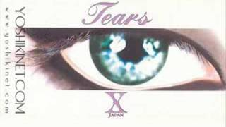 Watch X Japan Tears video