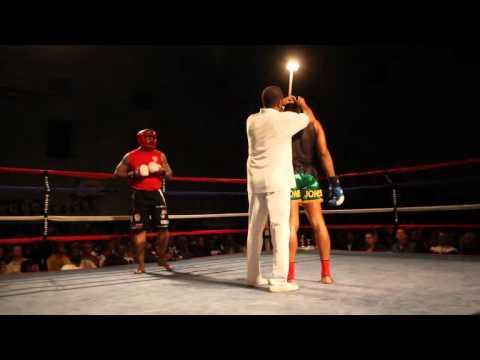 Jermal Woolridge Martello Jones Fight Night XIV Bermuda March 10 2012