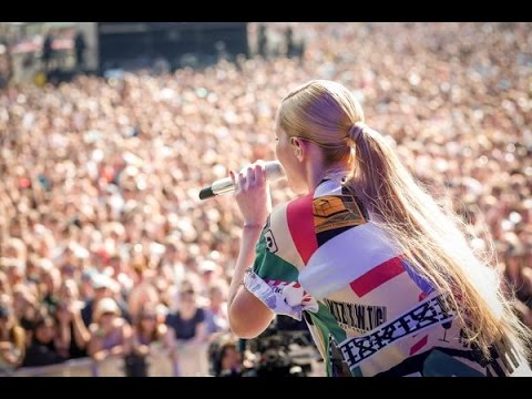 Iggy Azalea at  BBC 1 Big Weekend 2016 Full Show