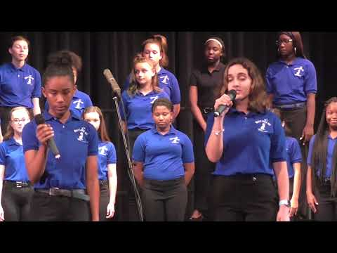 Wolf Lake Middle School 2018 Chorus Spring Concert