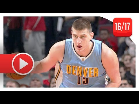 nikola-jokic-triple-double-highlights-vs-bulls-(2017.02.28)---19-pts,-16-reb,-10-ast,-talent!