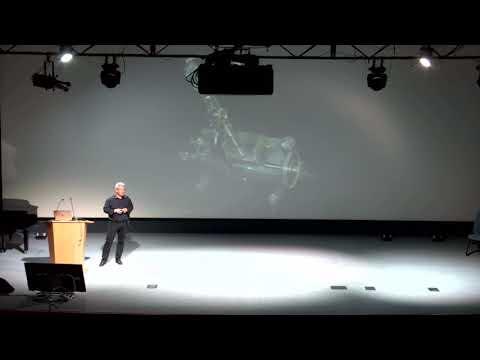 """Conférence """"L'Univers est-il une illusion"""" - Par David Elbaz"""