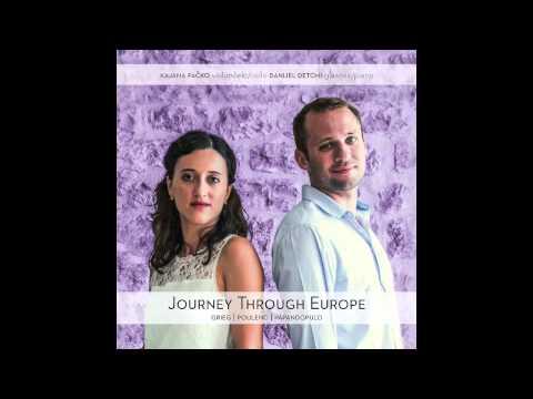 F. Poulenc: Cello Sonata, II. Cavatine - Kajana Packo & Danijel Detoni