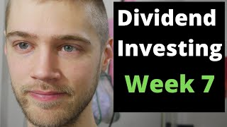 Dividend Investing Case Study: $757.60 - $100,000 (WEEK 7) With Wealthsimple Trade
