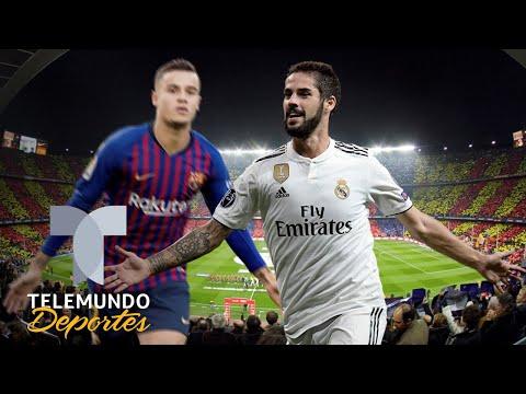 El hecho que lo cambió todo: por esto el Barcelona fichó a Coutinho y no a Isco | Telemundo Deportes