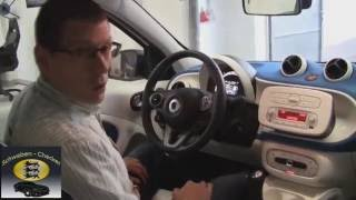Smart ForFour 2014 Komplett-Check Test & Drive, Review, Interior...HD