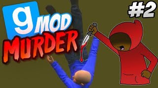 GMod: Murder | Nothing to See Here | Part.2