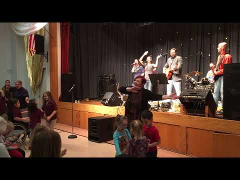 Glory Rising at Mercy School For Special Learning 2018