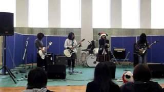 長崎県立大学シーボルト校軽音楽部 並之下クリスマスにクリスマスソング...