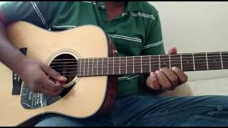 Download Hindi Video Songs - Malare lead on guitar