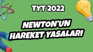 Newton'un Hareket Yasaları   TYT Fizik 2022 hedefekoş