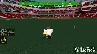 HCBB Roblox Baseball Game Recap- Cardnals VS Red Sox