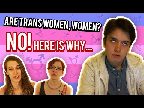 TRANSWOMEN ARE NOT BIOLOGICAL WOMEN??!!