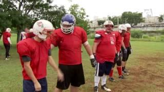 Vida de Atleta - Futebol Americano com Dhiego Taylor (12/07/15)