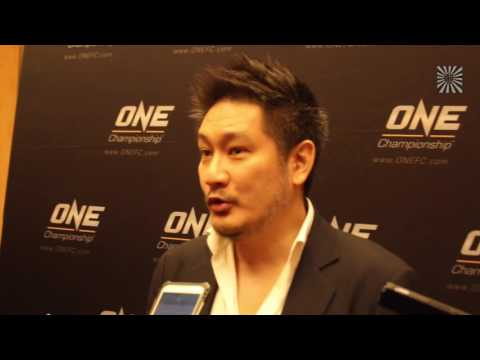 One Champion Boss Chatri Sityodtong talks Asia MMA and Growth at Asia MMA Summit 2016