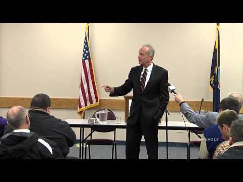 U.S. Senator Jerry Moran Kansas Listening Tour (01/09/14)
