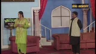 Best of Amanat Chan and Zafri khan stage drama full comedy clip.Punjabi funny clip .funny clip 2018.