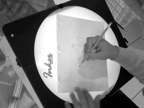 mesas de dibujo con luz y disco giratorio youtube