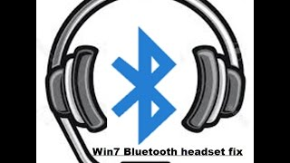 dae984d1c3d Use Bluetooth headphones/headset in Windows 7 Realtek | Bluetooth | Fix |  [SOLVED ...