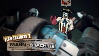 The Robot-Friendly Medic ✦ Team Fortress 2 Mann vs. Machine
