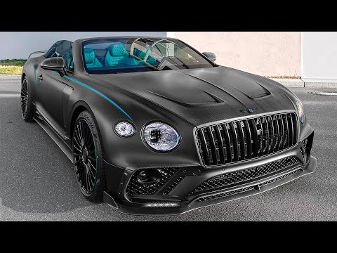 MANSORY Bentley Continental GTC V8 (2020) – WILD Car!