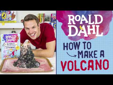 How To Make A Volcano | Science With Greg Foot And George's Marvellous Medicine