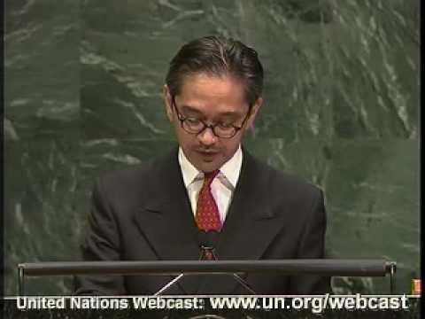 MaximsNewsNetwork: Amb. INDONESIA @ UN ECONOMIC CRISIS SUMMIT