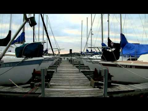 "Sailboats Chiming in the Wind!  60mins ""Sleep Video"""