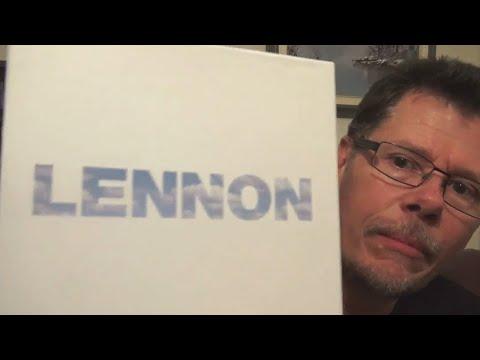 John Lennon Signature Box Set Unboxing
