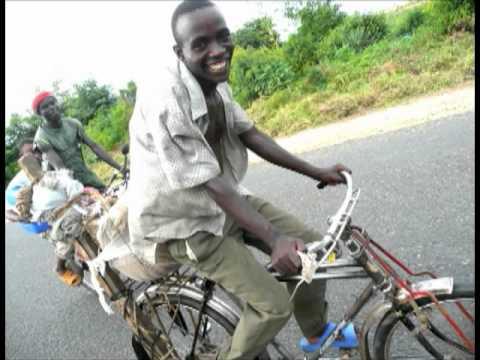 Burundi's Biking Bananas!