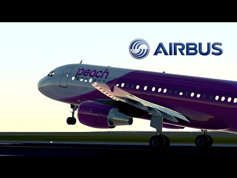 Airbus A320 : Wing Flex | Infinite Flight Global film