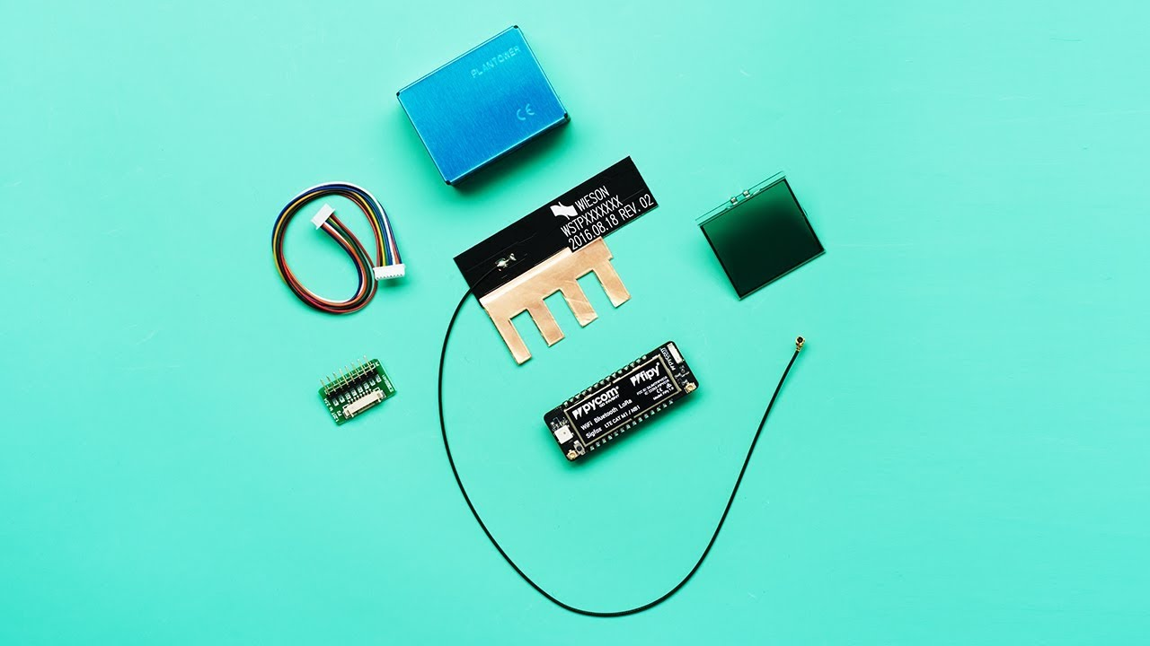 PM2 5 Air Quality Sensor and Breadboard Adapter Kit [PMS5003