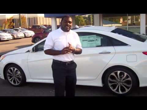 2014 Hyundai Sonata 2.0T   Tameron Hyundai   Jay Johnson, New Car Sales