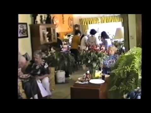 Loes Morris-Singotiko 60th Birthday, Yucca Valley, California 1993