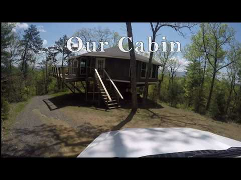 Directions to Cabin in West Augusta 24485