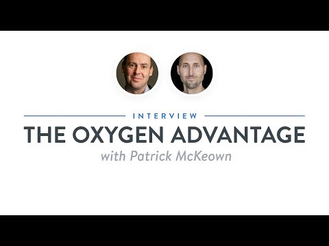 Optimize Interview: The Oxygen Advantage with Patrick McKeown
