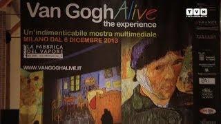 Video Van Gogh Alive - Mostra impossibile alla Fabbrica del Vapore download MP3, 3GP, MP4, WEBM, AVI, FLV November 2017