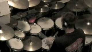 Anthony Eaton Plays Drums! The Police - Walking On The Moon (Live)
