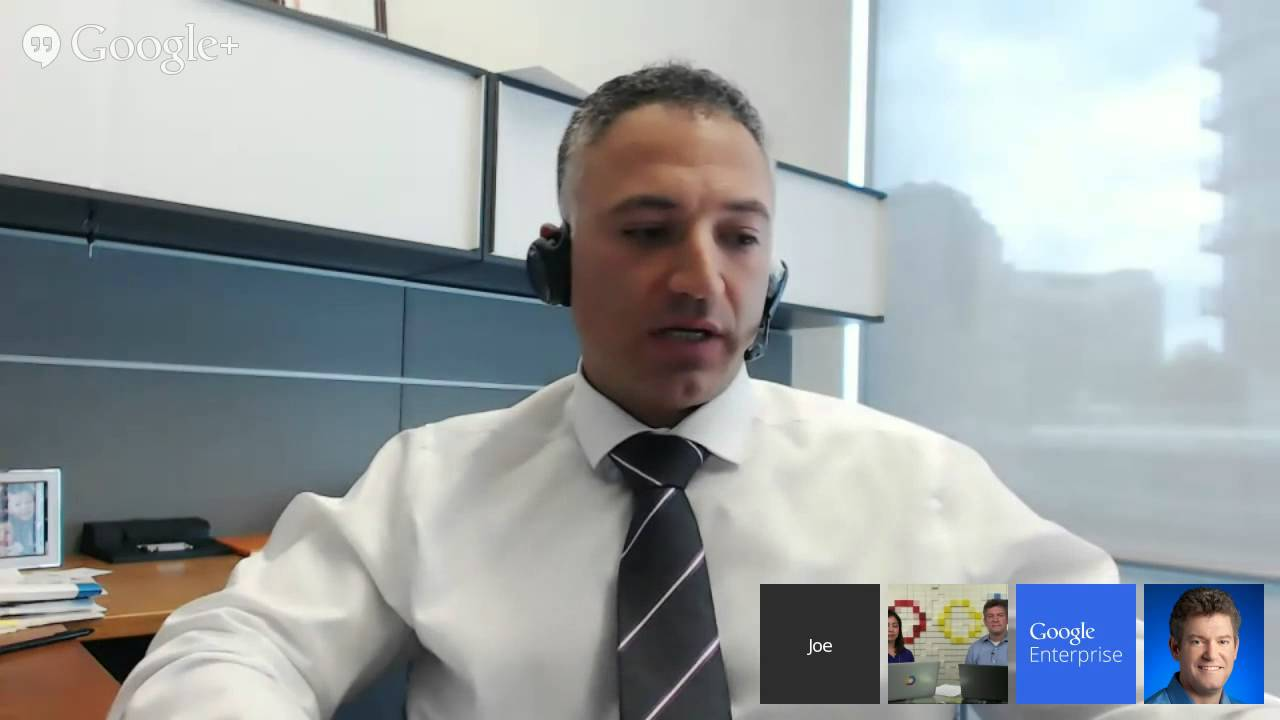 Google+ Hangouts: Beyond the Conference Call