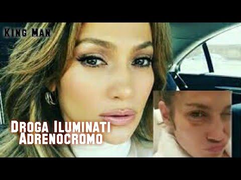 Famosos que toman Adrenocromo según las teorías conspirativas Elite iluminati