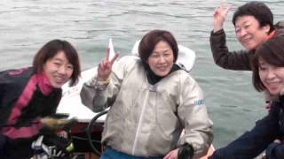 広島県廿日市市のボートレース宮島で開催されたGII第1回レディース...