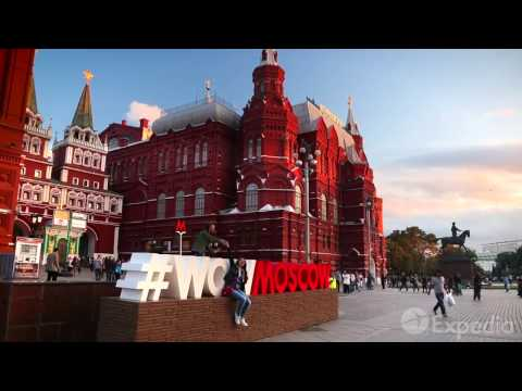 Moscow Travel Guide   2017  موسكو