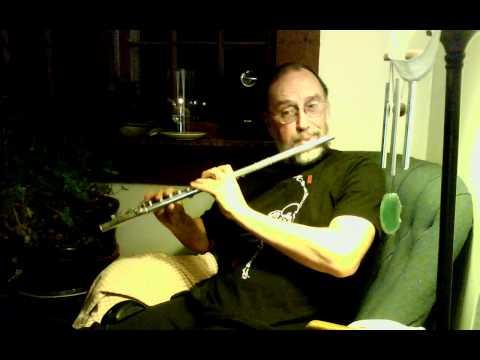 Si Bheag, Si Mhor (Turlough O'Carolan) on Flute